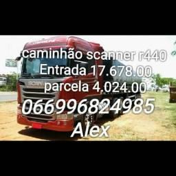 Caminhão - 2014