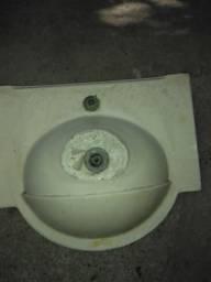 Pia de banheiro lavabo em fibra comprar usado  Niterói