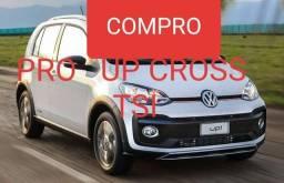 Volkswagen vw ccompro UP cross tsi - 2017
