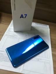 Aceito seu vídeo game - A7 128GB perfeito, com garantia. (X1)