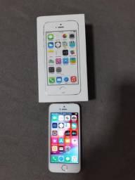 IPhone 5s 16gb (Aceito cartão)