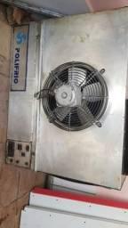 Compressor de câmara fria (congelamento)