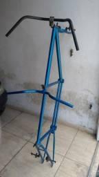 Quadro bike duplo