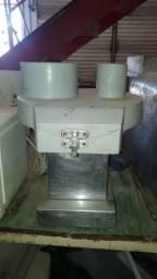 Máquina de triturar queijo para fazer pizza