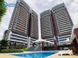 Apartamento com 3 dormitórios à venda, 116 m² por R$ 550.000 - Guararapes - Fortaleza/CE