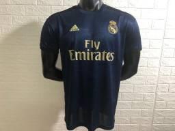 Camisa Real Madrid Away 19/20 s/n°