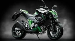 Z800 +Nova Verde Kawasaki - 2014