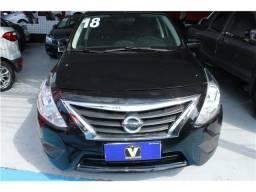 Nissan Versa 1.6 16v flex sv 4p xtronic - 2018