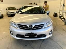Corolla XEI - Ano 12/12 - Prata - 2012