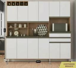 Título do anúncio: Armário de cozinha Malbec / Atendimento por ligação e whatsapp: *