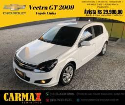 Vectra GT Top de Linha 2009 Segundo Dono Muito Conservado