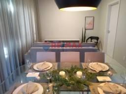 Apartamento à venda com 3 dormitórios em Saco grande, Florianópolis cod:AP001619