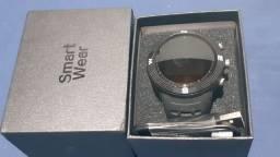 Vendo smartwatch modelo F18 praticamente novo