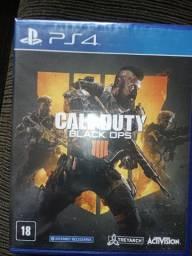Call Duty Black ops PS4 lacrado, na embalagem