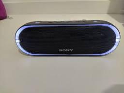 Caixa de som bluetooth Sony SRS-XB20 | Usado