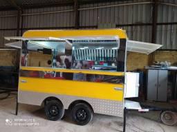 Treilher food truck 3 X 2