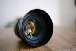 Lentes Canon 35mm e 85 mm