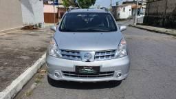 Livina 7 lugares automático 2012
