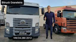 VW/24.280 BITRUCK GRANELEIRA