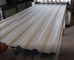 Título do anúncio: Telhas da Fabrica  Atacado e varejo- trapezoidal ou onduladas - zinco galvanizada
