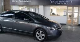 Honda Civic LXS 1.8 Aut. Com GNV !!! Vistoriado 2020 !!!