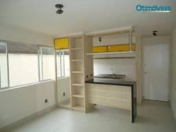 Apartamento para alugar, 37 m² por R$ 800,00/mês - Centro Cívico - Curitiba/PR