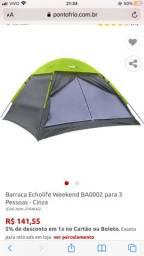 Barraca de acampar