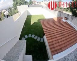 Casa duplex 3 quartos, nova construção, no Ipiranga, Guarapari-ES.