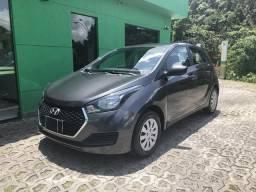 Hyundai HB20 1.0 Cinza Completo 2019