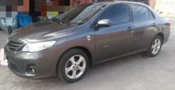 Corolla 1.8 GLI 2011/12 Toyota automático - 2011