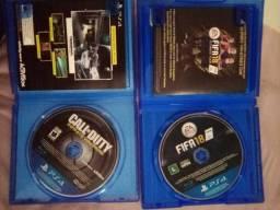 Jogos de PS4 originais