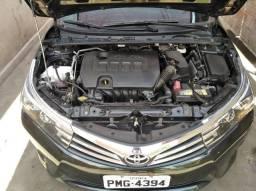 Corolla GLI extra com 43km. Todas revisões na concessionária - 2016