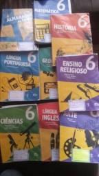 Livros adventista sexto ano