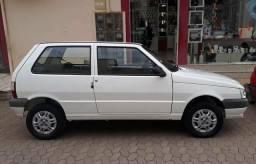 Fiat Uno Mille Economy Fire Flex 2013 Branco - 2013