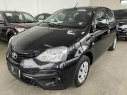 Toyota Etios hb xs 1.5 automatico  - 2018