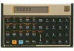Calculadora científica usada
