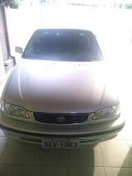 Corolla Único Dono Baixa Km Relíquia - 2001