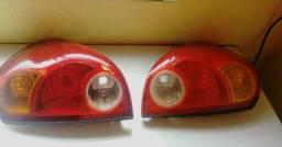 Lanterna traseira da l200