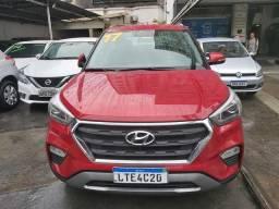 Hyundai Creta Pulse Aut. 2017 na garantia de fabrica ate 2022