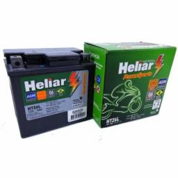 Bateria 5Ah Heliar 109,00 Entrega Grátis - 2013