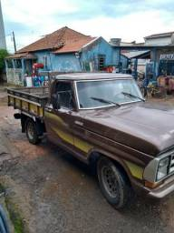 Camionete Ford F1000 - 1982