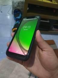 Motorola G7 play 32GB. bem novo na película
