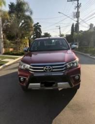 Toyota Hilux CD srx 4x4 2.8 TDI 16v - 2017