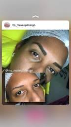 Design de sobrancelhas e Micropigmentação
