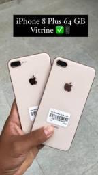 iPhone 8 Plus 64 GB VITRINE, 2 peças disponíveis