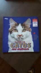 Livro O que os Gatos nos Ensinam