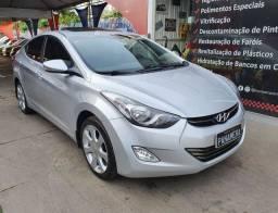 Lindo Hyundai Elantra GLS - Top + Teto Solar
