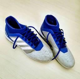 Chuteira Adidas Predator 19.3 TF Azul