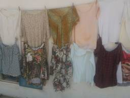 Vendo lote de roupas para bazar. *