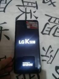 Celular LGK50S